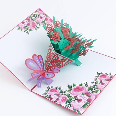 3D přání Puget růží