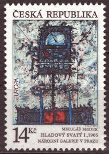 POF. 5 - HLADOVÝ SVATÝ, EUROPA CEPT 1993 - ZNÁMKA (S2786)