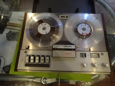 Kotoučový magnetofon Philips 4307