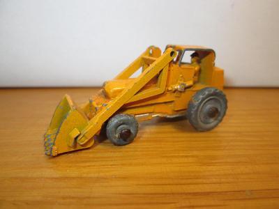 Matchbox Lesney No 24 Weatherhill Hydraulic Excavator ( C143 )