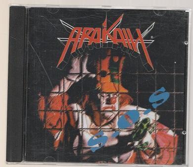 CD Arakain S.O.S. 1996 a/s