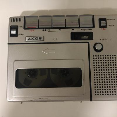 SONY TC-150 - kazetový magnetofon