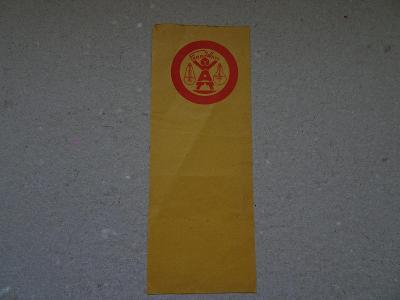 Účtenka reklama FERROWATT žárovka žárovky