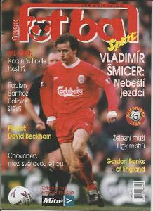 časopis Fotbal č.2/2000