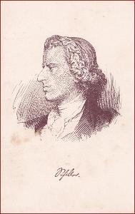 Muž * portrét, studie, umělecká * X172