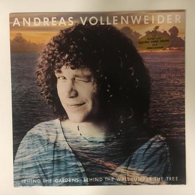 Andreas Vollenweider – ...Behind The Gardens - LP vinyl