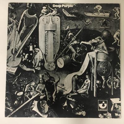Deep Purple – Deep Purple - LP vinyl