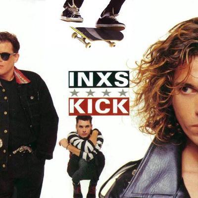 CD - INXS - Kick