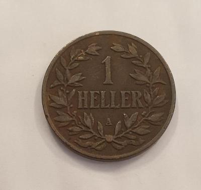 1 Heller 1905