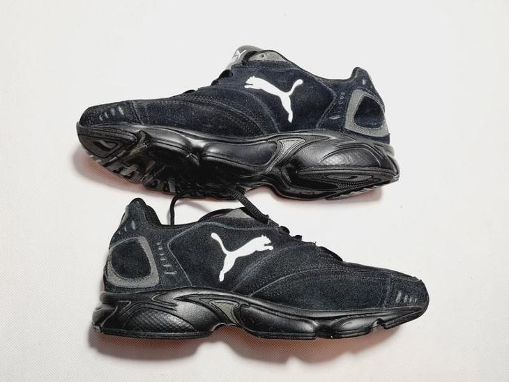 Dámská kožená sportovní obuv - PUMA - vel. 40 - Dámské boty