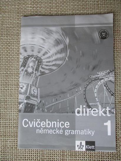Motta Giorgio - Drekt 1 Cvičebnice německé gramatiky   - Učebnice