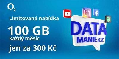 02 Datová Sim 100gb