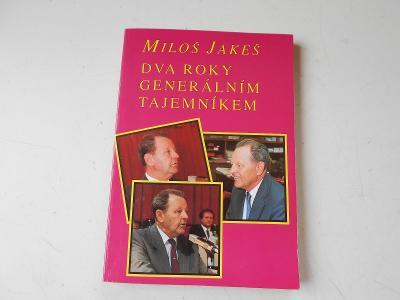 Kniha - Miloš Jakeš