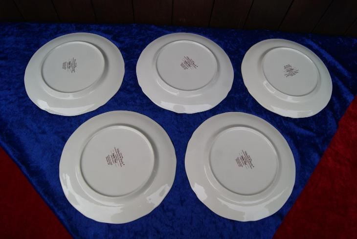 Cajovy servis-Villeroy & Boch-PETITE Fleuer - Porcelán