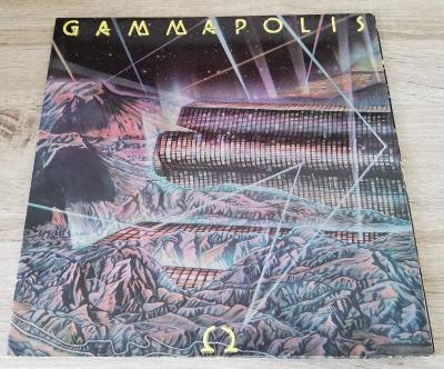 LP - OMEGA - Gammapolis - skvělý stav !
