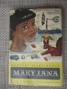 Sterlingová Dorothy & Lhoták Kamil - Mary Jana (1. vydání)