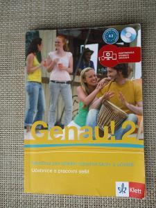 Tkadlečková C. -Genau! 2 Němčina pro střední odborné školy a učiliště