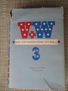 Voskovec J. & Werich J. -Hry Osvobozeného divadla. 3