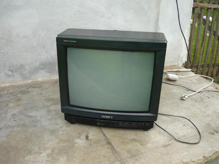 Sony trinitron - TV, audio, video