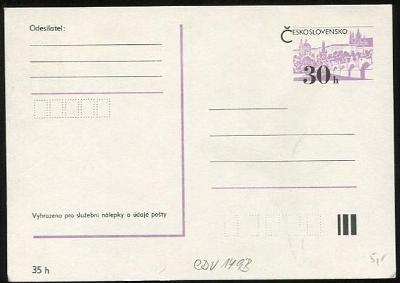 Dopisnice (lístek)