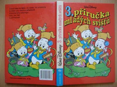 Kniha - 3. příručka mladých svišťů - EGMONT ČR 1997