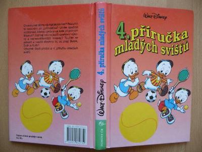 Kniha - 4. příručka mladých svišťů - EGMONT ČR 1997