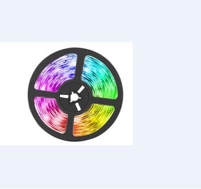 RGB led pásek 5m !!! s ovladačem a zdrojem !