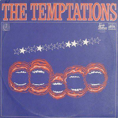 LP - THE TEMPTATIONS