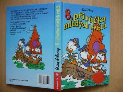 Kniha - 8. příručka mladých svišťů - EGMONT ČR 1996