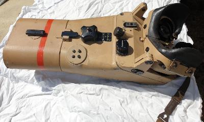 Válečný dalekohled ww2 nacistický blc 12x60 Flak č.11