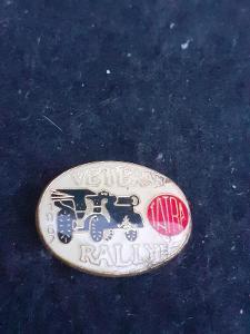 Odznak Veteran Rallye 1962