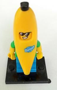 ZDARMA Figurka banán PLATÍTE JEN POŠTU