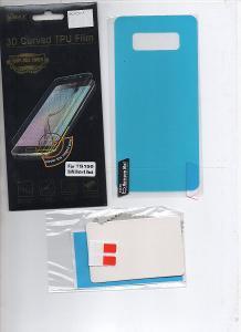 OCHRANNÝ TPU FILM VMAX Samsung Galaxy Note 8 Zadní 3D