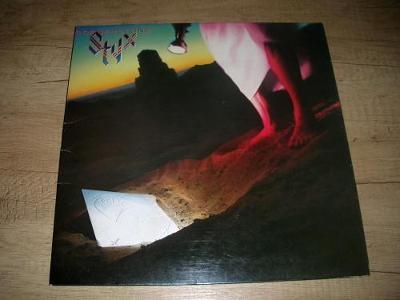 Styx – Cornerstone (1979)  1.Press ,TOP STAV!!!