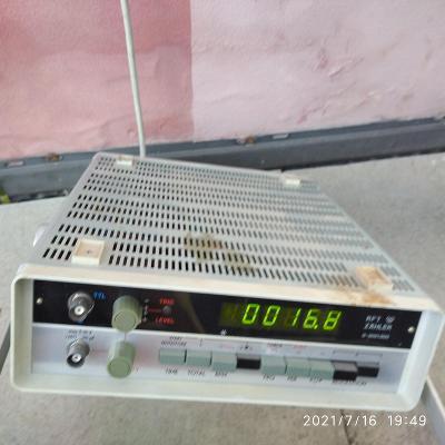 RFT Zahler-2001.500 generátor