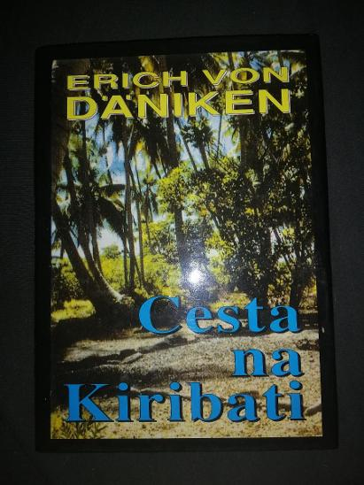 Erich von Däniken - Cesta na Kiribati, 1995 - Knihy