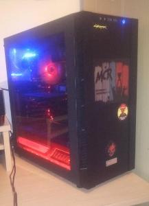 Herní PC (HAL3000 MEGA Gamer Pro MČR SE)