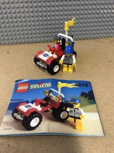 Lego 6518 City/system, Terénní vůz z 90 let