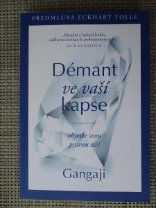 Gangají - Démant ve vaší kapse (1. vydání)