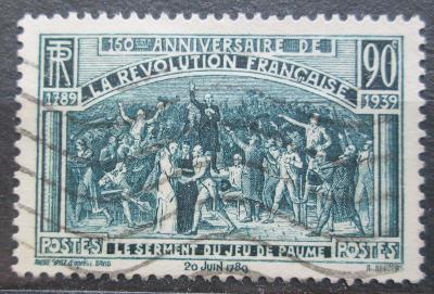 Francie 1939 Francouzská revoluce, 150. výročí Mi# 457 0420
