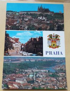 Pohled  Praha