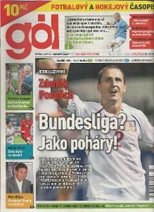 časopis Gól č.33-34/2011