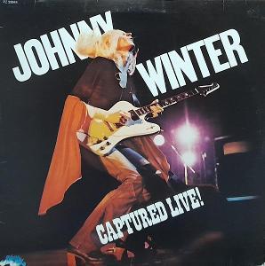 JOHNNY WINTER-CAPTURED LIVE