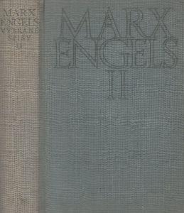 K.Marx, B.Engels - Vybrané spisy II