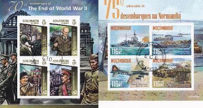 2.sv. válka, 16 aršíků