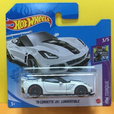 '19 Corvette ZR1 Convertible - Hot Wheels 2021 134/250 (E27-20)