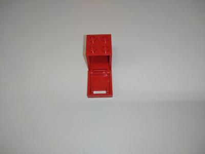 Lego díl 4345 - červený box