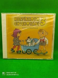 CD Hurvínkovo chichotání 3