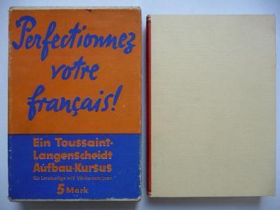 Perfectionnez votre francais! - 1939 - celkem 11 sešitků