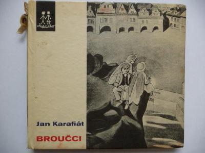 Edice Jiskřičky - Broučci - Jan Karafiát - Albatros 1970